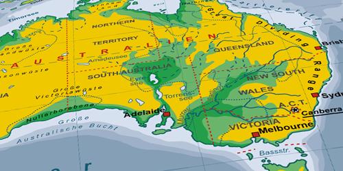 Australien und Westozeanien