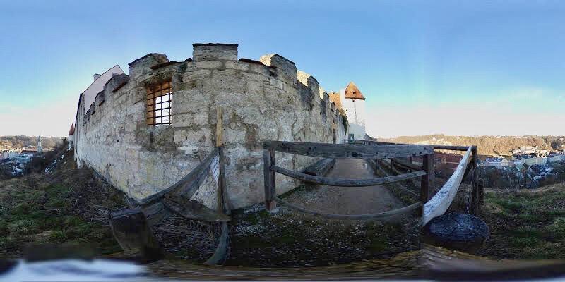 360° Burg Burghausen
